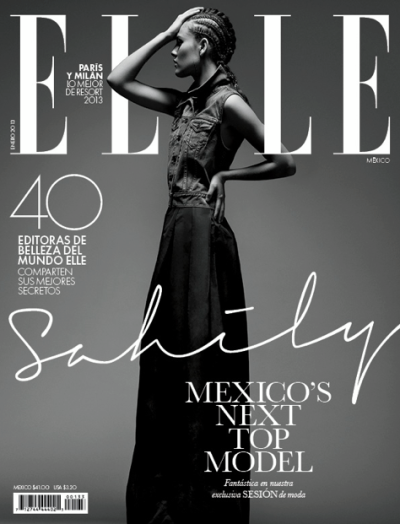 Sahily Vianey [Mexico's Next Top Model S3 winner]