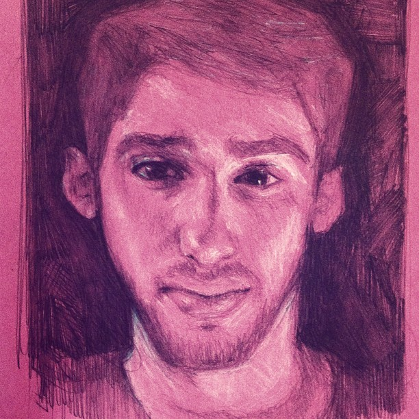 Portrait of me brother @j_mendelson  #art #awonderfulmistake #pencil #portrait #drawing #sketch #sketchbook #fineart