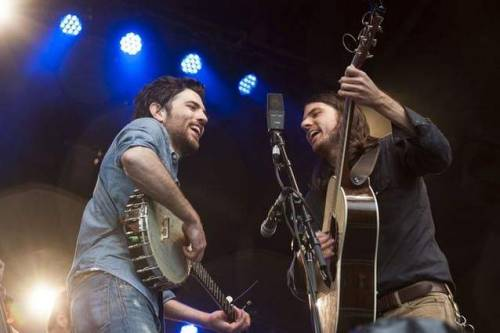 Avett Brothers close out Merlefest with Doc Watson tribute http://www.salisburypost.com/apps/pbcs.dll/article?AID=/20130505/SP03/130509856