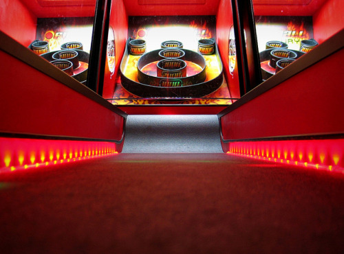 I'm a Skee Ball Wizard! on Flickr.Granada Bowl Arcade ~ Livermore California