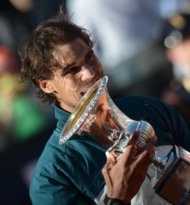 thetennisslice:  All (clay) roads lead to Rafa