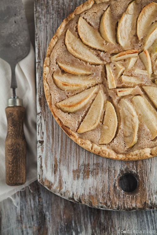 prettylittlepieces:  Apple Cinnamon Pie