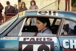 eighties-cars:  duncadelicrallying:  Michèle Mouton  HERO