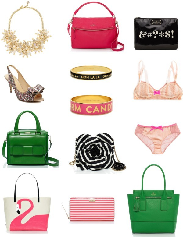 julieleah:  A few of my favorite pieces from the Kate Spade surprise sale! Shop the sale here!
