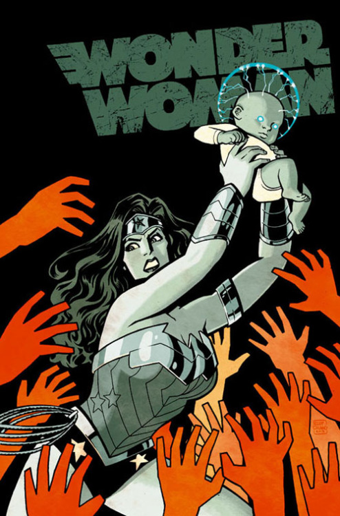 Cover for Wonder Woman #20