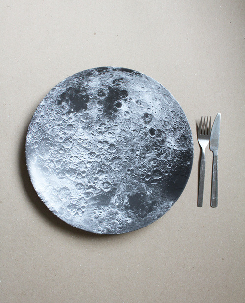 Eat the moon if you can.