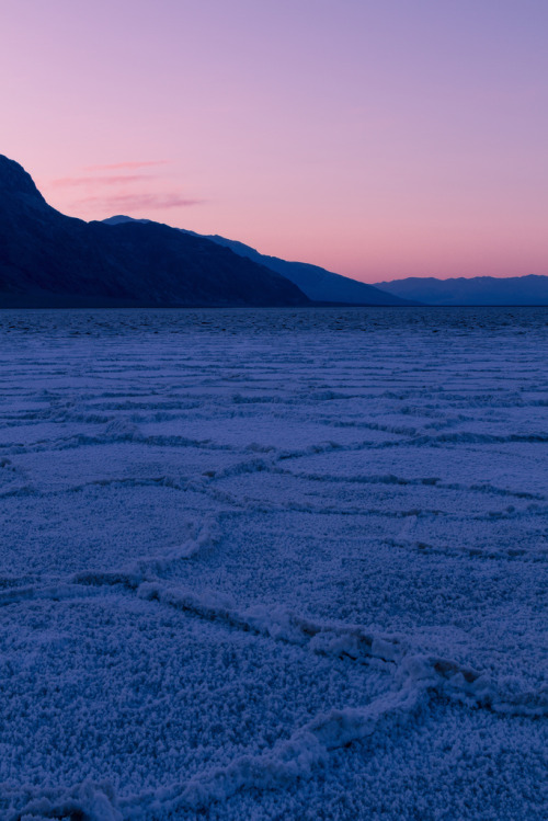 h4ilsham:  Badwater Basin Sunrise2 (by Jim Truscott)