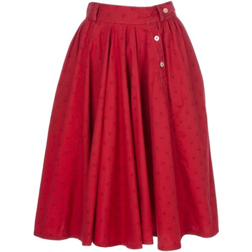 A line skirt   ❤ liked on Polyvore (see more a line skirts)
