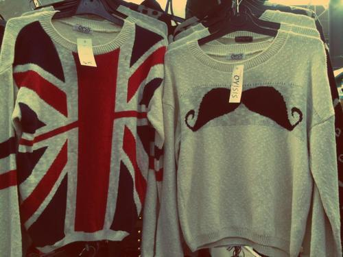 I would kill for the union jack one.