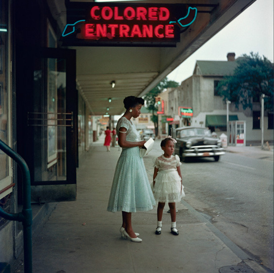 http://www.messynessychic.com/2013/01/16/lost-photographs-of-a-segregated-world/