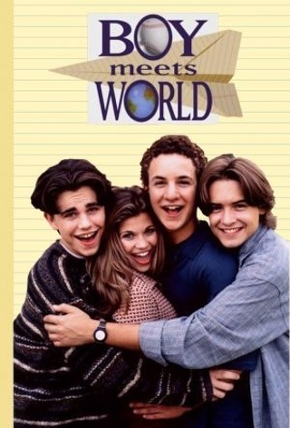 "I commented about Boy Meets World on GetGlue    ""Cory and Tapanga. Enough said.""        Join the Conversation"