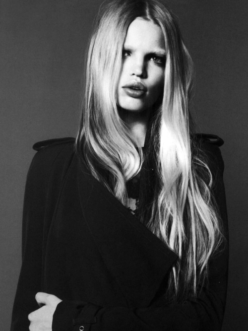 abigaildonaldson:  Daphne Groeneveld by Mert & Marcus for Vogue Paris September 2010