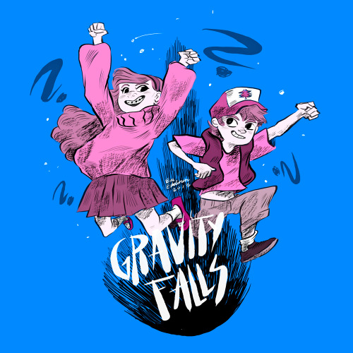 lulubonanza:  Gravity Falls by *evelmiina