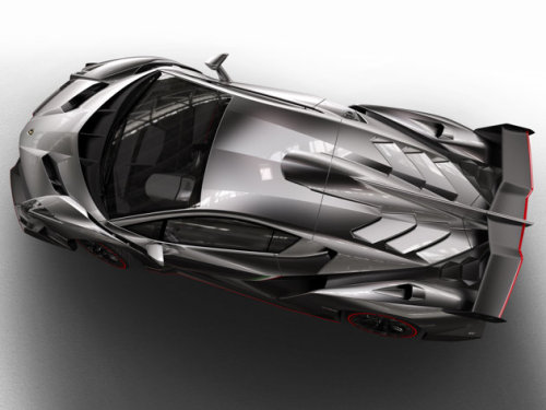 fuckyeahsexycars:  The New $4 million Lamborghini Veneno