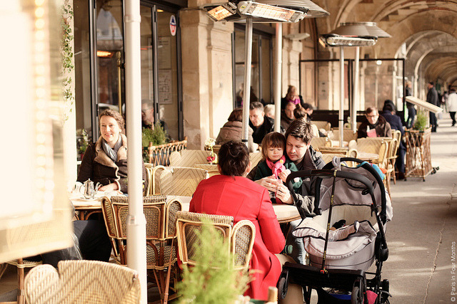 | ♕ |  Carette by Place des Vosges - Paris  | by © Carin Olsson