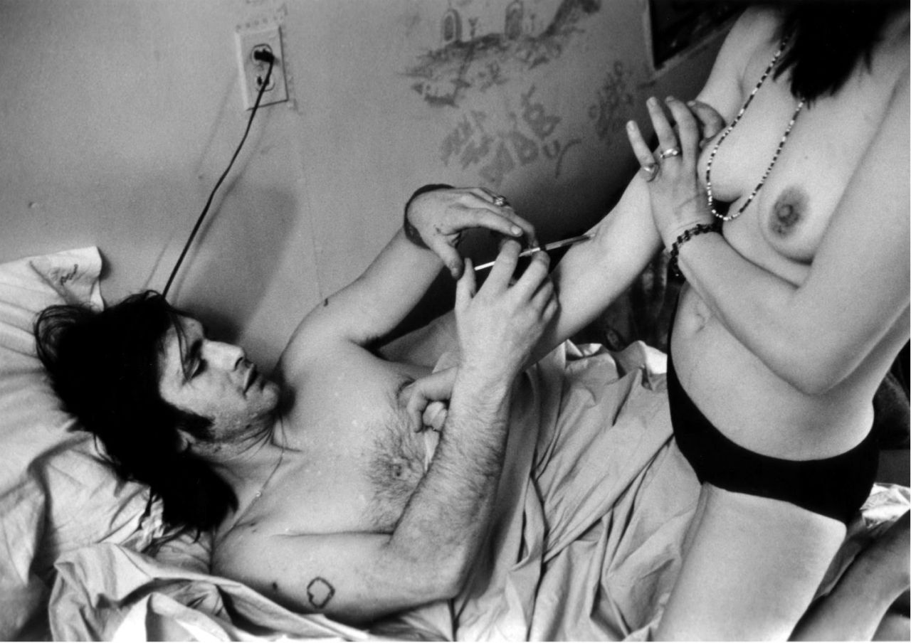 humanizing the heroin epidemic a photo essay in this photograph from his seminal work tulsa photographer larry clark eroticizes the risky behavior of teens