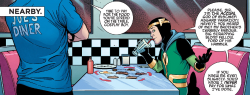 "Young Avengers #1  ""Fond of his hammer"""