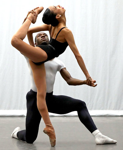 Dance Theatre of Harlem's first performance in 9 years, tomorrow at Jazz at Lincoln Center's Rose Theater.