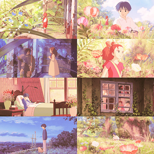 iced-wonderland:  Karigurashi no Arrietty (2009)