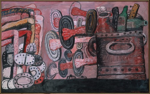 The Street by Philip Guston (1977)