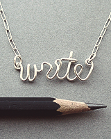 theunseeliequeen:  Favorite Things → Writing