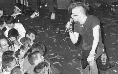 superblackmarket:  Darby Crash, 1981