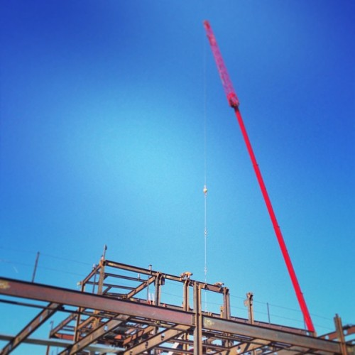 #surveymonkey #downtown #paloalto #alma #lytton #construction #steel #architecture