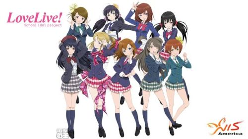 NIS America Announces Love Live! School Idol Project to be Simulcast via Crunchyroll | DigitalNoob