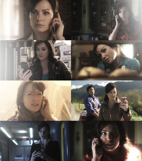 Lois Lane + Phones (Season 10)
