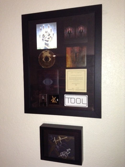 The results of framing TOOL stuff