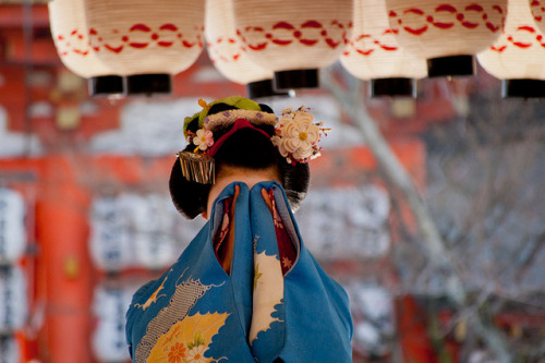 japanlove:  2013.02.03 - 189 - Setsubun Kyoto.jpg by jcruz2000 on Flickr.