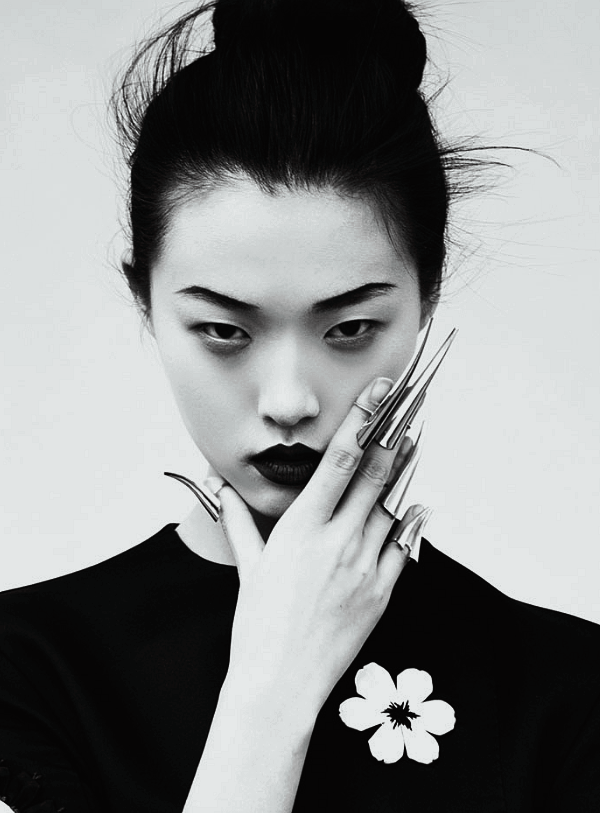 furples:  Tian Yi for Elle Vietnam May 2013 by Oliver Stalmans