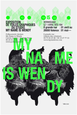 Exposition: My Name Is Wendy [source]
