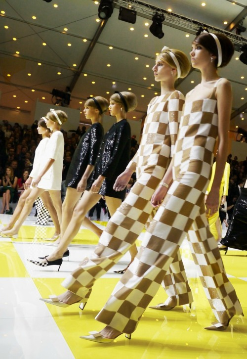 hautekills:  Louis Vuitton s/s 2013