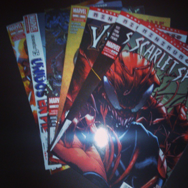 Sigue aumentando mi colección de comix #marvel #comix #collections