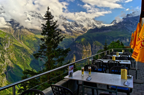 allthingseurope:   Murren, Switzerland. (by projector5)