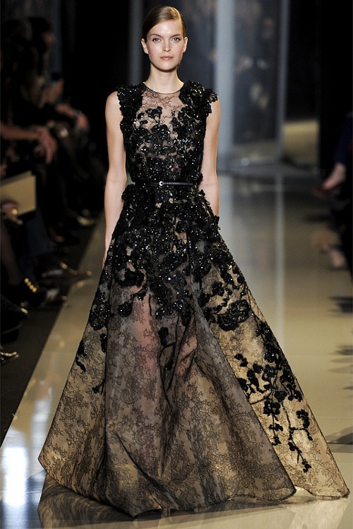 she-loves-fashion:  SHE LOVES FASHION: Elie Saab Haute Couture Spring/Summer 2013