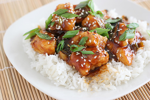 Recipe: General Tso's Chicken {Eric}I recently decided to improvise a recipe for General Tso's Chicken. Tyler and I have tried a few…View Post