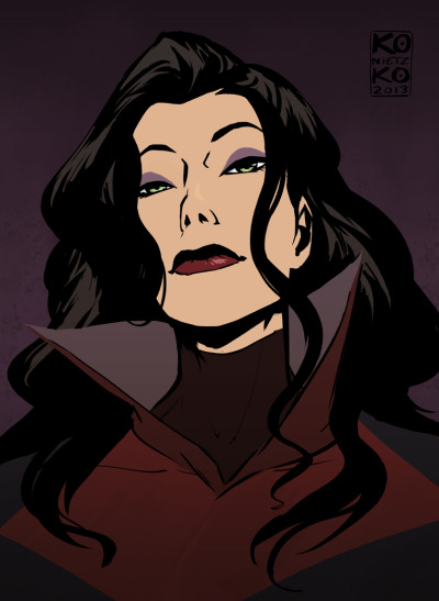 bryankonietzko:  ASAMI It has been too long since I drew something for this blog.