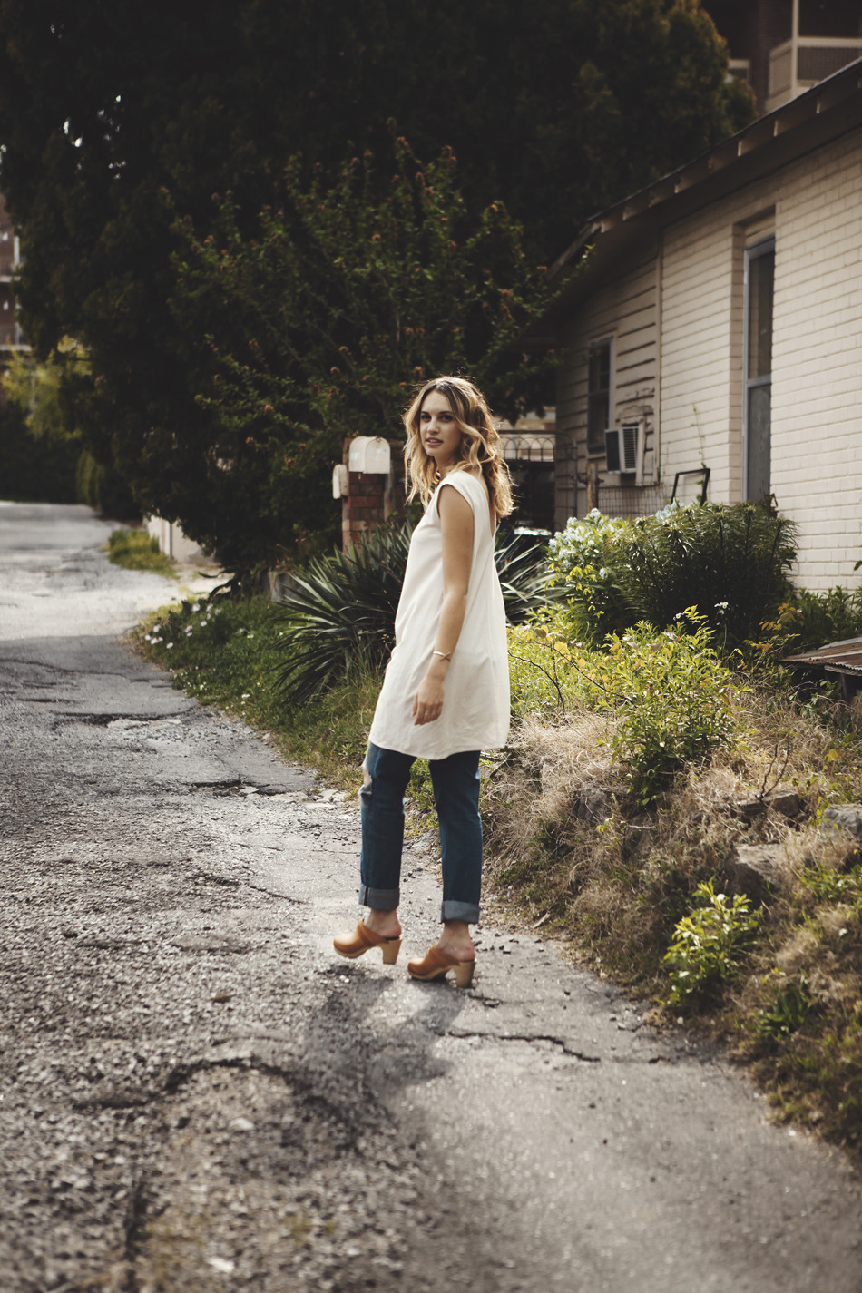 Elise Joseph of Pennyweight in Nashville for Boots & Pine