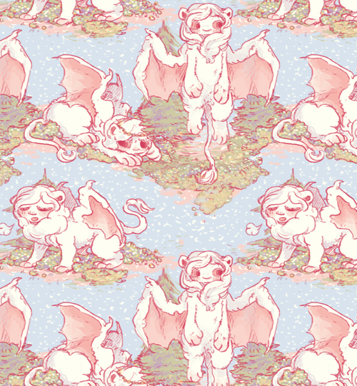 goat-soap:  waiting til finals was over to make this pattern was suffering because holy hell what a cute character. man. oh man commission for ginsengandhoney/yolk!!!!!!!!!!!