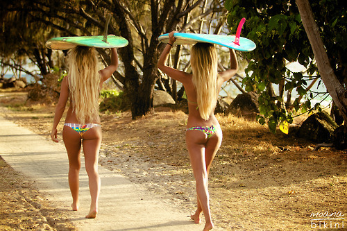bikinistrings:  summer-days-of-fun:  ☼ Follow for more similar posts on your dash ☼  Welcome to paradise ☼