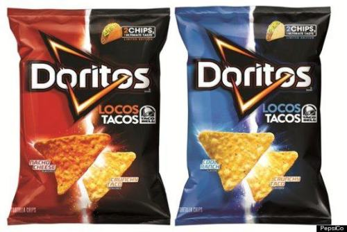 triijunk:  So now there's a chip based on the taco based on the chip based on the taco. What is this world coming to?