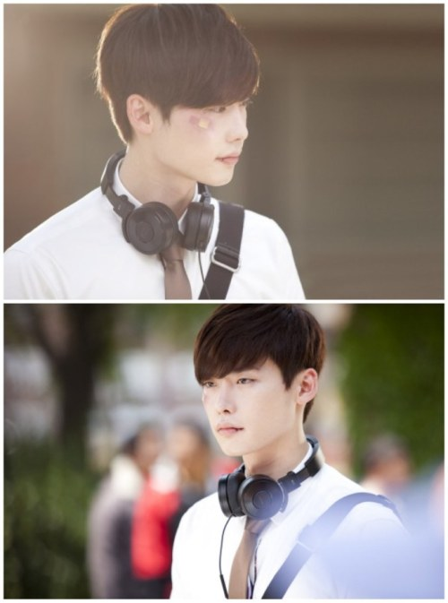 "Lee Jongsuk for ""I can hear you"""