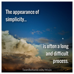 The difficulty of simplicity..jpg