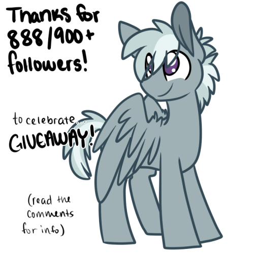 ask-silverspeed:  weepingalicorns:  ((Giveaway! Thanks guys for sticking with this ask blog for almost a year now. So, giveaway time! Winner gets a piece of art.Info:-Must be following ask-silverspeed (sorry, this is a follower giveaway - I don't care if you follow now to get an entry)-Likes and reblogs count - reblog as many times as you want, I don't care.-Have your ask box/submit box open-Ends January 26th, 8 pm pacific (a week and 4 hours from now)So yeah, anyway, get to rebloggin'))   ((Wrong account but let's pretend that didn't happen.So yeah.))   yee