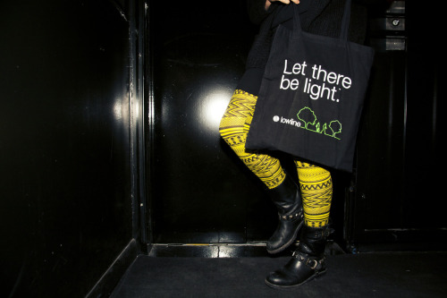 Lowline Look-back. Two to go! This tote is just one example of the awesome Lowline merch that so many people have started rocking to show their Lowline support.