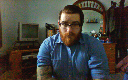 beardstofuck:  danielbianco:  Job interview today. Killed it.  umgggrrr *n*   Glow