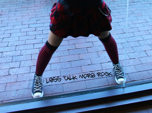 harleyquinn21:  Less talk more rock - MRM Photographies ©