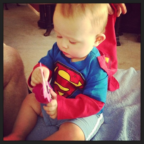 that is one Super…boy. #babyclothes #superboy #superman #target